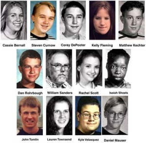 Victims of Columbine