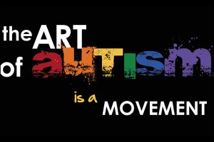 Art autism is a movement