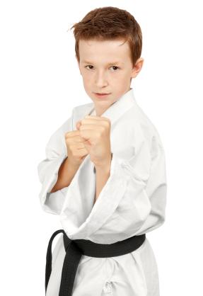 Boy Martial Arts