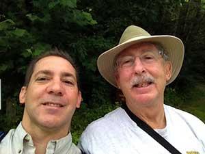 Alan and Roy Eisenberg